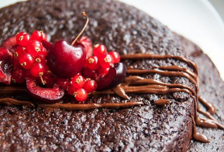 recette-blog-agathe-duchesne-gateau-chocolat-vegan-cerise-groseille