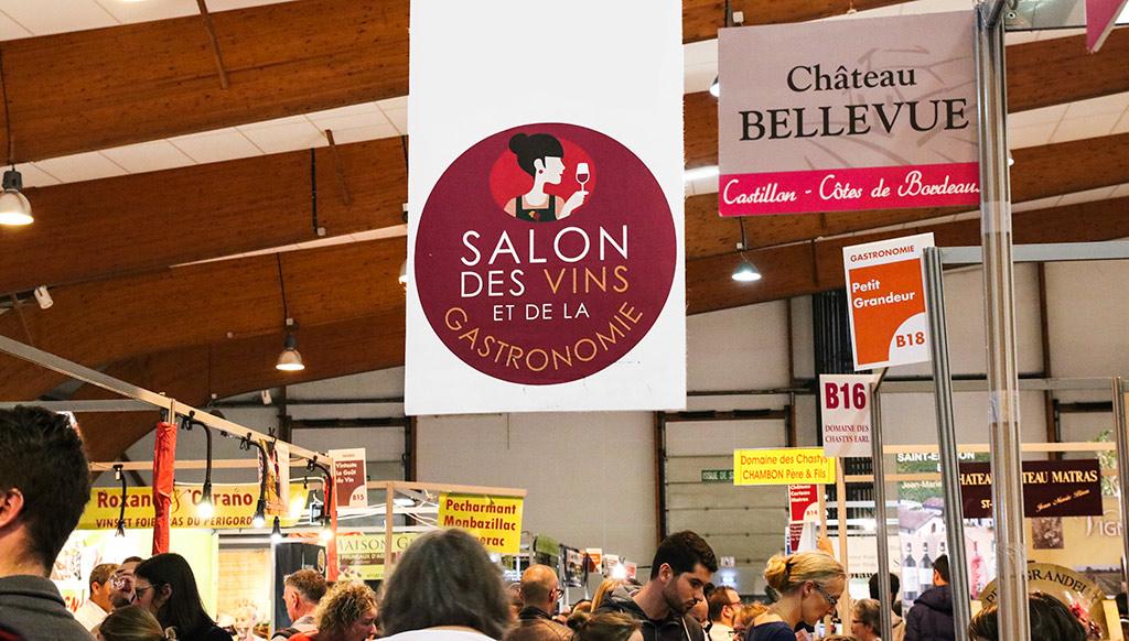 Rennes le salon des vins et de la gastronomie agathe - Salon des vins bordeaux ...