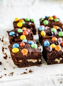 brownies-fondants-topping-mnms-crunchy-healthy-agathe-duchesne-blog